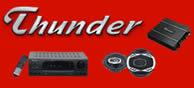 Thunder, автоусилватели, автоговорители, домашни усилватели, тонколони